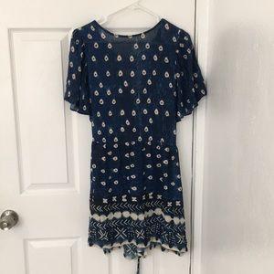 Jens pirate booty size M dress
